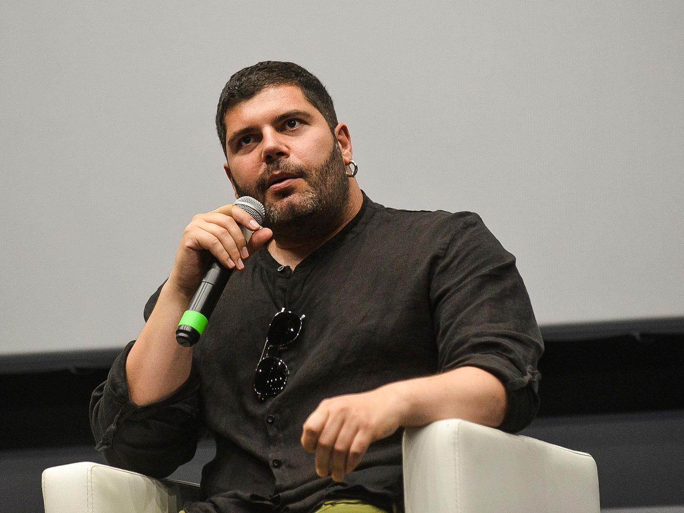 Giffoni film festival salvatore esposito